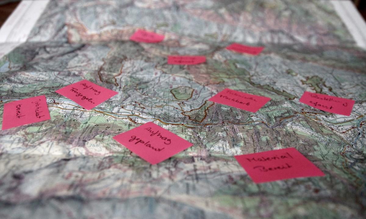 Story Mapping: Prozessmodelle auf die Schnelle